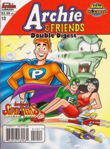 Archie & Friends Double Digest Magazine #10 (2011)