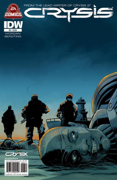 Crysis #6 (2011)