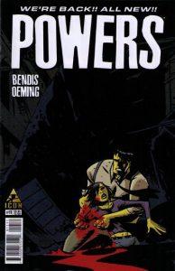 Powers #11 (2011)