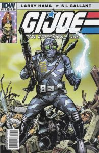 G.I. Joe: A Real American Hero #172 (2011)