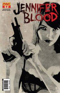 Jennifer Blood #9 (2011)