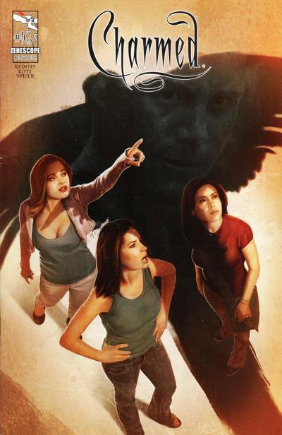 Charmed #16 (2011)