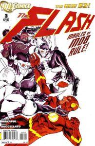 The Flash #3 (2011)