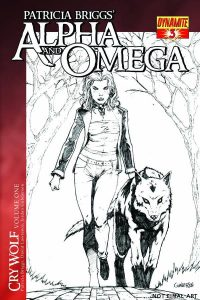 Patricia Briggs' Alpha and Omega Cry Wolf Volume One #3 (2011)