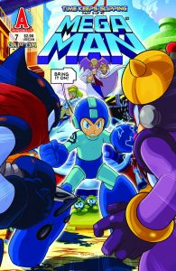 Mega Man #7 (2011)