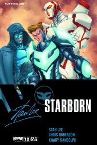 Starborn #12 (2011)