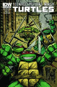 Teenage Mutant Ninja Turtles #4 (2011)
