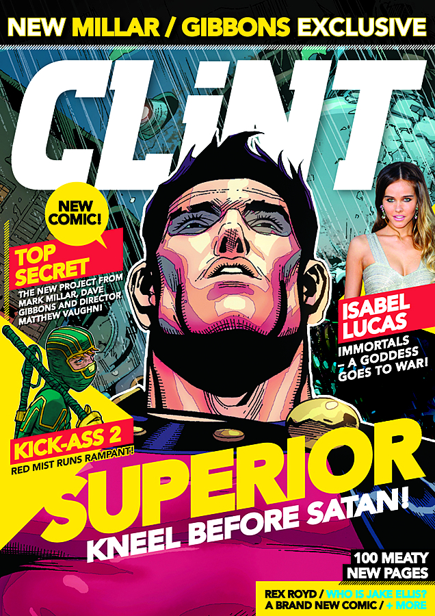 CLiNT #12 (2011)