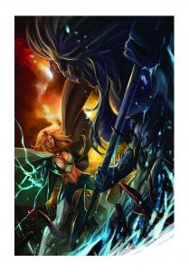 Grimm Fairy Tales Myths & Legends #11 (2011)