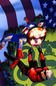 Captain America #5 (2011)