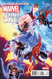 Point One #1 (2011)