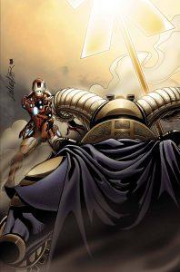 Fear Itself: Iron Man #7.3 (2011)