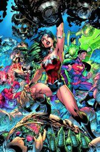 Justice League #3 (2011)