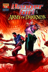 Danger Girl and the Army of Darkness #5 (2011)