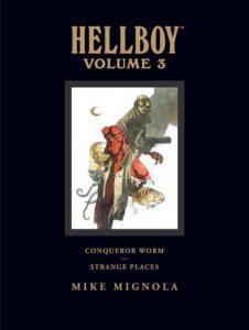 Hellboy Library Edition #3 (2011)