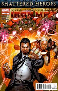 Invincible Iron Man #511 (2011)