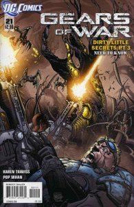 Gears of War #21 (2011)