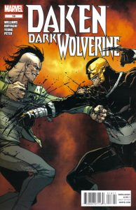 Daken: Dark Wolverine #18 (2011)