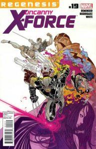 Uncanny X-Force #19 (2011)