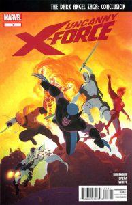 Uncanny X-Force #18 (2011)