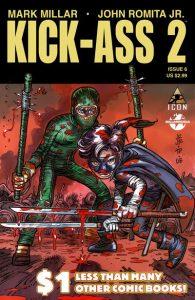 Kick-Ass 2 #6 (2011)