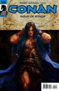 Conan: Road of Kings #11 (2011)