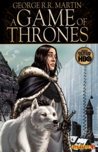 George R. R. Martin's A Game of Thrones #4 (2011)