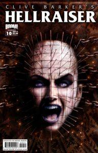 Clive Barker's Hellraiser #10 (2011)