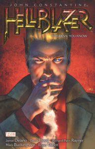 John Constantine, Hellblazer #2 (2011)