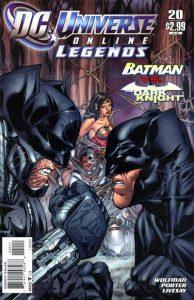 DC Universe Online Legends #20 (2011)