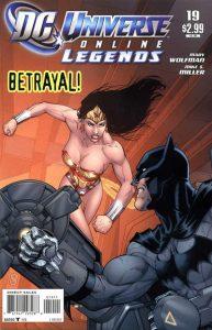DC Universe Online Legends #19 (2011)