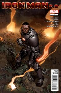 Iron Man 2.0 #12 (2011)