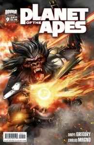 Planet of the Apes #9 (2011)
