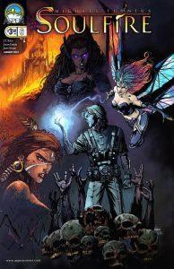 Michael Turner's Soulfire #6 (2011)
