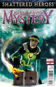 Journey into Mystery #632 (2011)