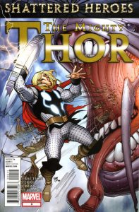 The Mighty Thor #9 (2011)