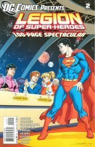 DC Comics Presents: Legion of Super-Heroes #2 (2011)