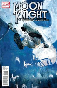Moon Knight #8 (2011)