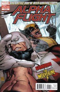 Alpha Flight #7 (2011)