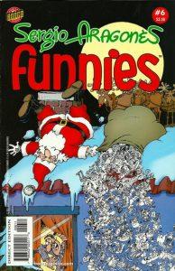 Sergio Aragonés Funnies #6 (2011)