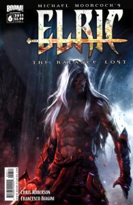 Elric: The Balance Lost #6 (2011)