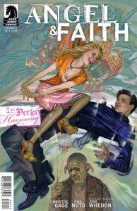 Angel & Faith #5 (2011)
