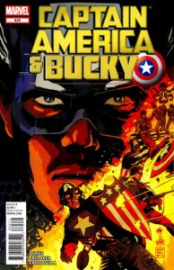 Captain America and Bucky #625 (2011)