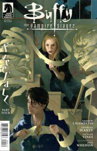 Buffy the Vampire Slayer Season 9 #4 (2011)