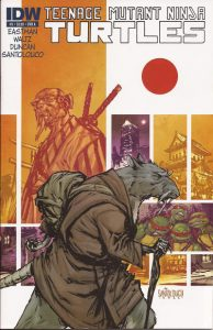 Teenage Mutant Ninja Turtles #5 (2011)