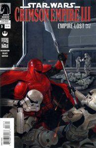 Star Wars: Crimson Empire III - Empire Lost #3 (2011)
