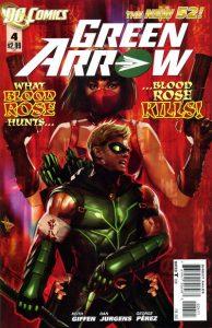 Green Arrow #4 (2011)