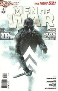 Men of War #4 (2011)