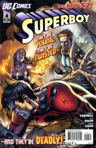 Superboy #4 (2011)
