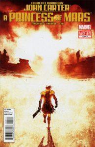 John Carter of Mars: A Princess of Mars #4 (2011)
